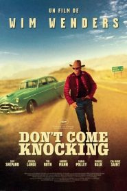 Don't come knocking streaming vf
